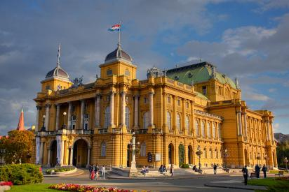 Zagreb-Croatian-National-Theatre